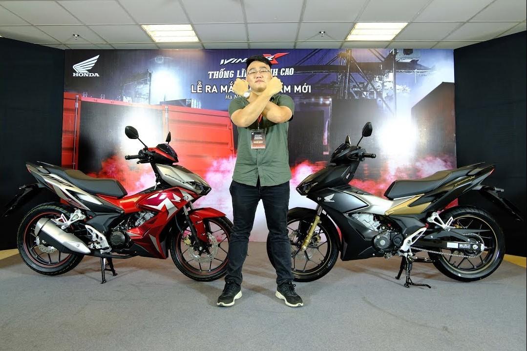 Đánh giá nhanh Honda Winner X 2019 vừa ra mắt tại Việt Nam