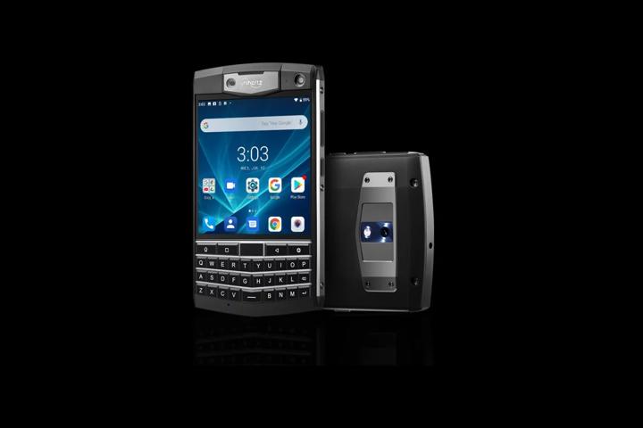 """Unihertz Titan: phiên bản siêu bền của Blackberry Passport cho """"fan cứng"""" dâu đen ảnh 4"""