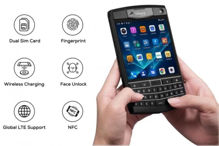"""Unihertz Titan: phiên bản siêu bền của Blackberry Passport cho """"fan cứng"""" dâu đen ảnh 2"""