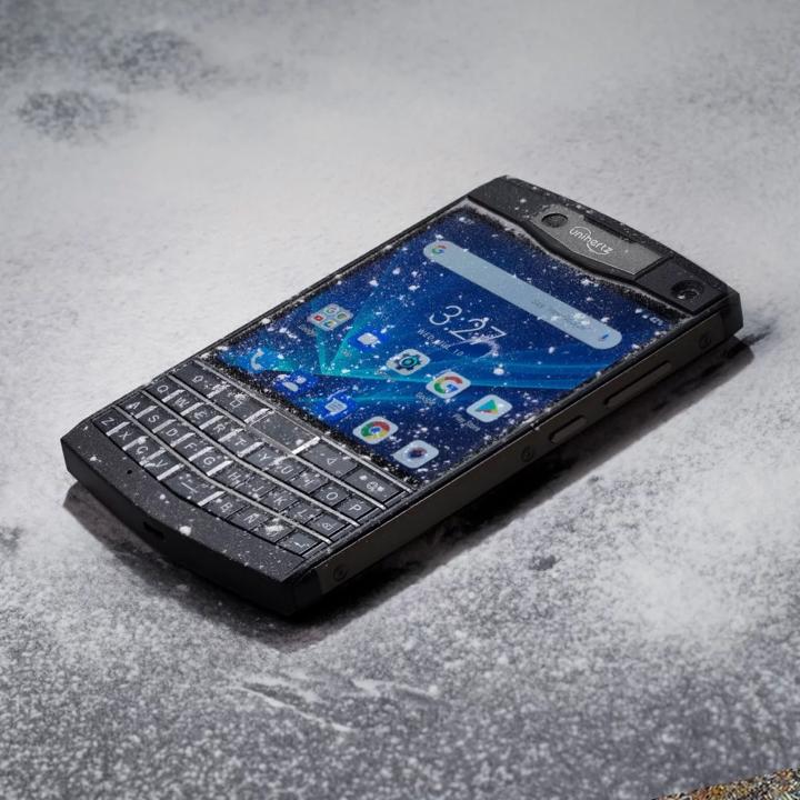 """Unihertz Titan: phiên bản siêu bền của Blackberry Passport cho """"fan cứng"""" dâu đen ảnh 5"""
