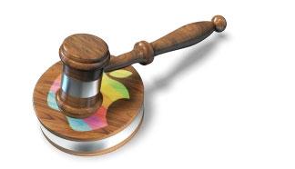 Tòa án Mỹ ngán ngẩm trò kiện tụng của Apple