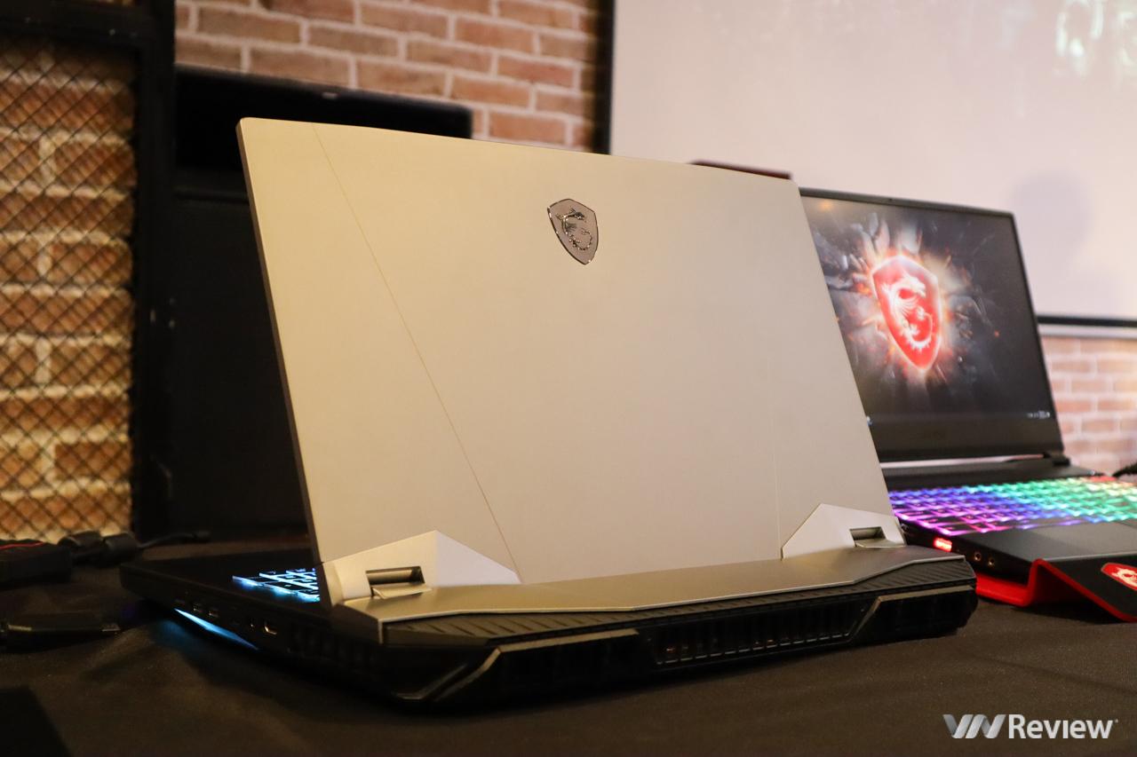 MSI mang laptop