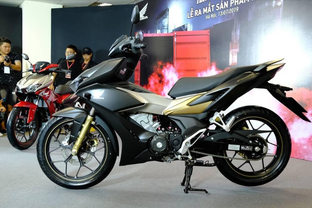 Đánh giá Honda Winner X 2019 vừa ra mắt