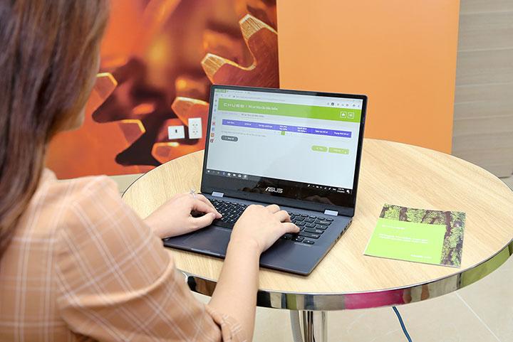Chubb Life Việt Nam cho phép lập hồ sơ yêu cầu bảo hiểm trực tuyến