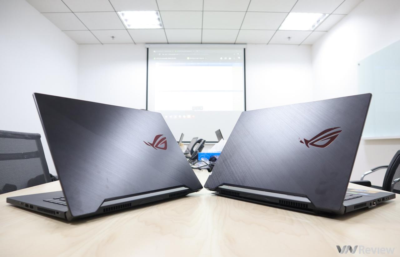 Chi tiết Asus ROG Zephyrus S GX502 và Zephyrus M GU502: laptop gaming mỏng nhẹ, màn hình 240Hz, giá từ 42 triệu đồng