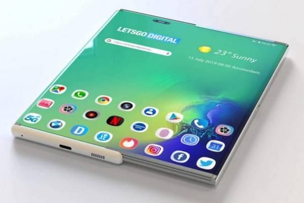 Bằng sáng chế hé lộ Galaxy S11 tương lai sẽ có thiết kế màn hình kéo giãn cỡ lớn?