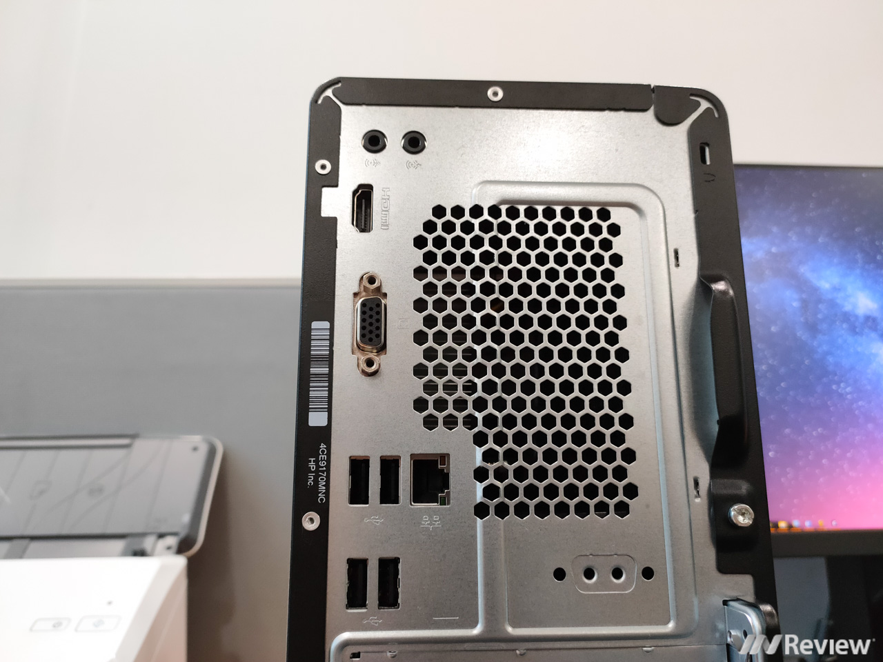 Đánh giá HP Desktop Pro G2