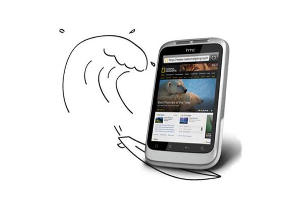 """Lộ cấu hình HTC Wildfire E với chip """"lạ hoắc"""", màn HD+, RAM 2GB"""