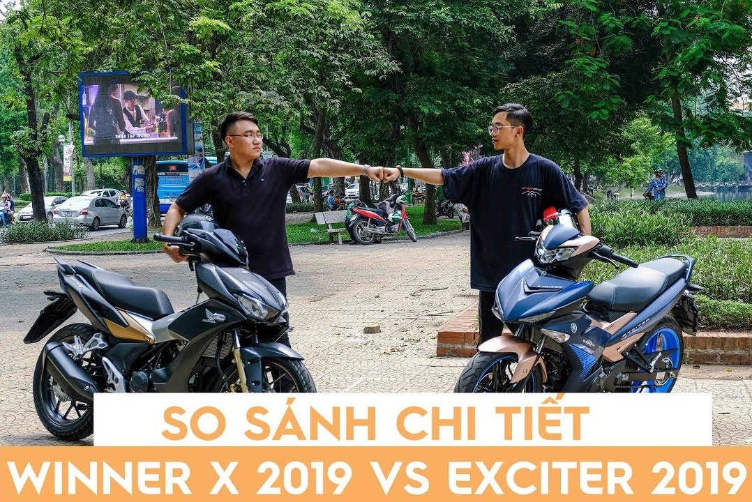 Honda Winner X 2019 ABS đối đầu Yamaha Exciter 2019? Ai sẽ là độc tôn?