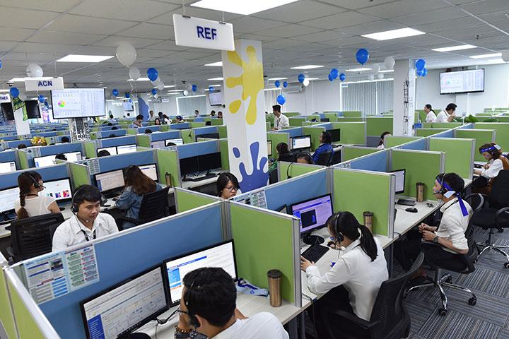 Samsung khai trương tổng đài chăm sóc khách hàng 24/7 ở Việt Nam