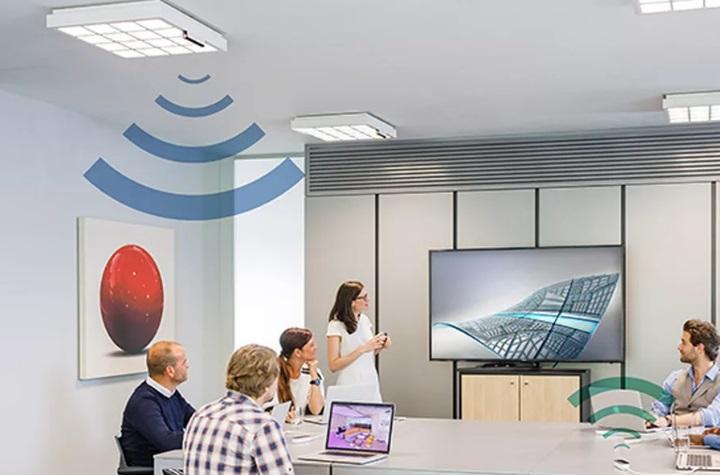 Philips Hue công bố đèn chiếu sáng truyền dữ liệu tốc độ 250Mbps
