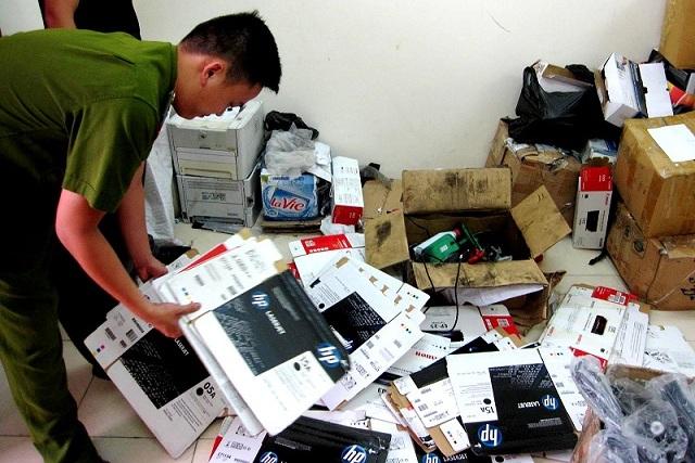 HP tuyên bố thu giữ số mực in giả giá trị đến hơn 7 triệu USD tại Đông Nam Á