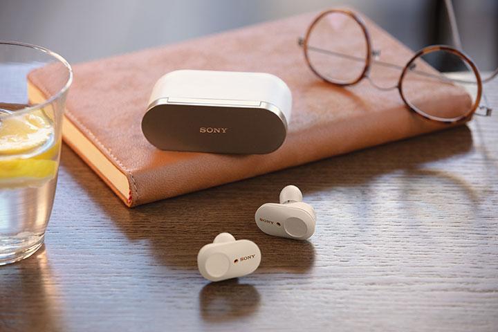 Sony ra mắt tai nghe không dây WF-1000XM3: chống ồn chủ động, pin trâu, bán ở VN tháng 8