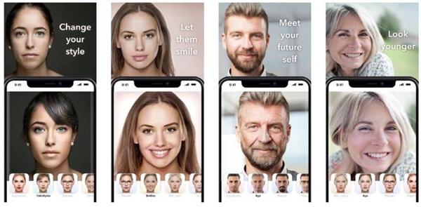 """Hãy cẩn trọng trước ứng dụng """"lão hóa"""" FaceApp"""