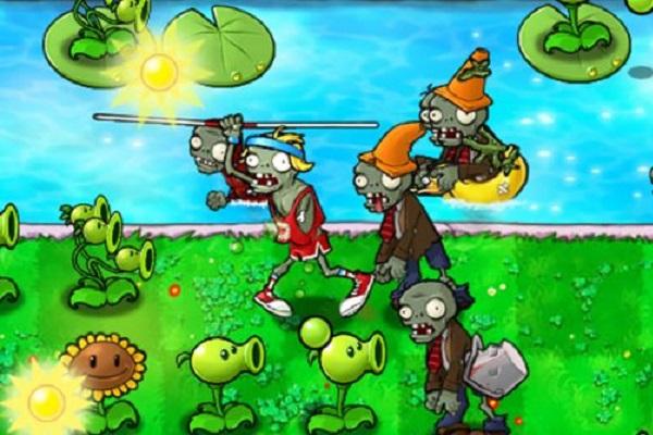 """Dòng game """"Plants vs. Zombies"""" sắp ra mắt phần 3"""