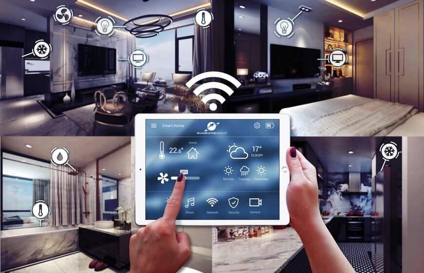 Thiết kế nhà ở thông minh sẽ mang lại cho bạn những tiện ích gì