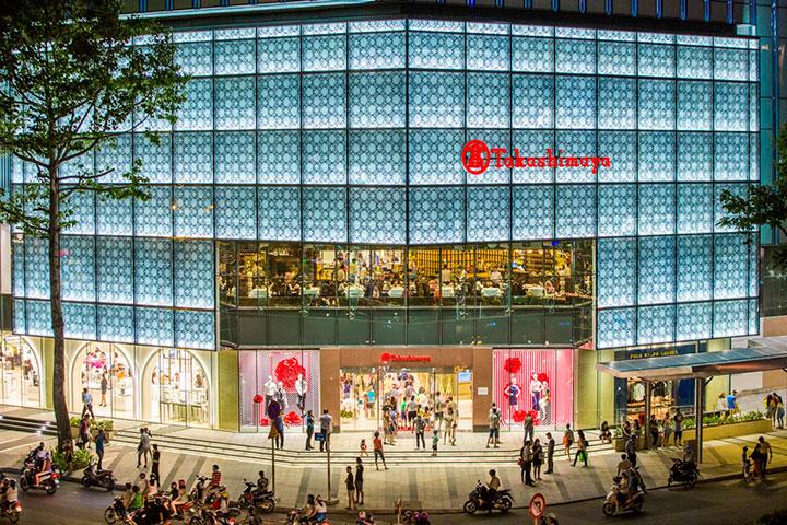 Trung tâm thương mại Takashimaya của Nhật dùng giải pháp CRM của FPT Software, Toshiba