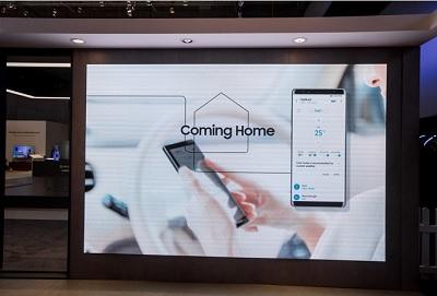 Nhà thông minh Samsung Smart Home gồm những gì?