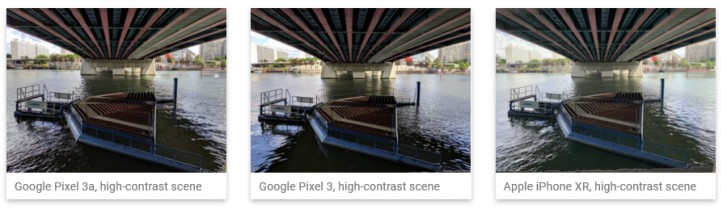 Google Pixel 3a đạt 100 điểm DxOMark về tổng thể, sánh ngang với Pixel 3 và iPhone XR