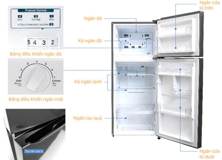Nên mua tủ lạnh nào để vừa bền, tiết kiệm điện lại vừa đẹp