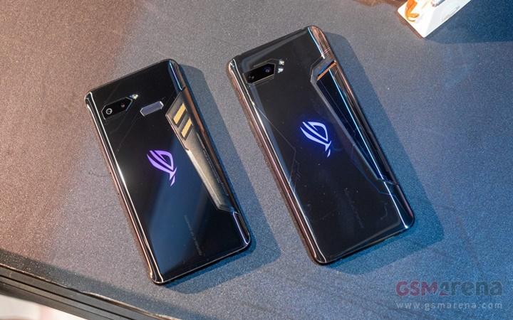 Asus ROG Phone II chính thức ra mắt với màn hình HDR 120Hz và Snapdragon 855+