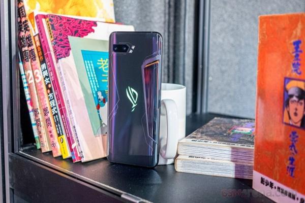 """Asus ROG Phone 2 chính thức: """"trùm cuối"""" smartphone gaming với màn hình HDR 120Hz, chip Snapdragon 855+, 12GB RAM, pin 6000 mAh"""