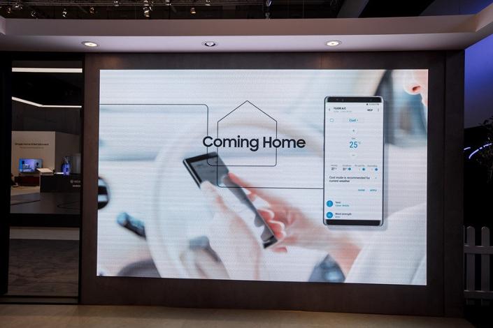 Samsung Smart Home: Cận cảnh ngôi nhà tương lai của bạn