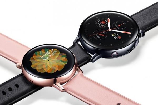 Samsung Galaxy Watch Active 2 lộ diện toàn bộ cấu hình chi tiết và ảnh báo chí