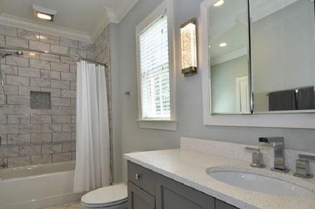 Phòng tắm thông minh