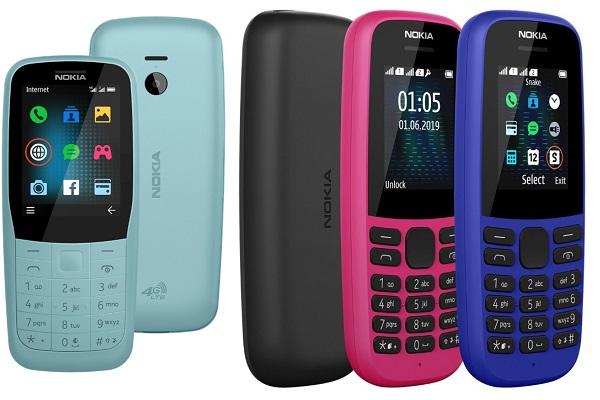 HMD Global ra mắt Nokia 220 có 4G, hỗ trợ gọi VoLTE, giá 1 triệu đồng