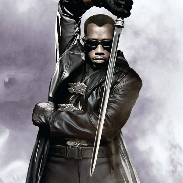 """""""Tình sử"""" đầy sóng gió giữa nhân vật Blade và Marvel"""