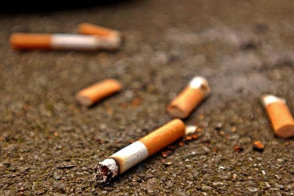 Tưởng là bình thường nhưng việc vứt đầu lọc thuốc lá bừa bãi đang gây hại cho cả hành tinh