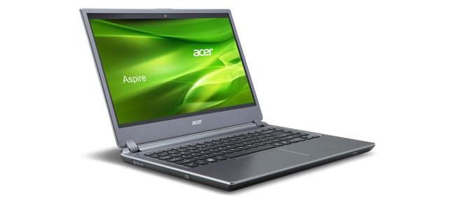 Acer Timeline Ultra M5 sắp ra thị trường với giá từ 14,2 triệu đồng