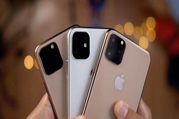 """""""iPhone 11"""" sẽ có 3 phiên bản với bộ vi xử lý A13, Taptic Engine mới, chụp góc rộng"""