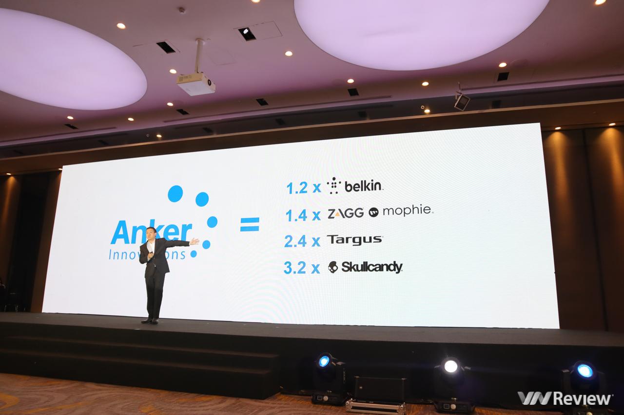Anker chính thức chào sân thị trường Việt Nam, tung ra hàng loạt sản phẩm mới, có cả robot hút bụi, cân điện tử