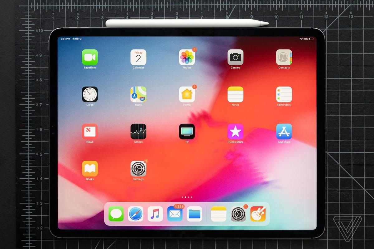 Apple lần đầu tiên cho người dùng chỉnh kích thước và số lượng icon ứng dụng trên màn hình chính iPad