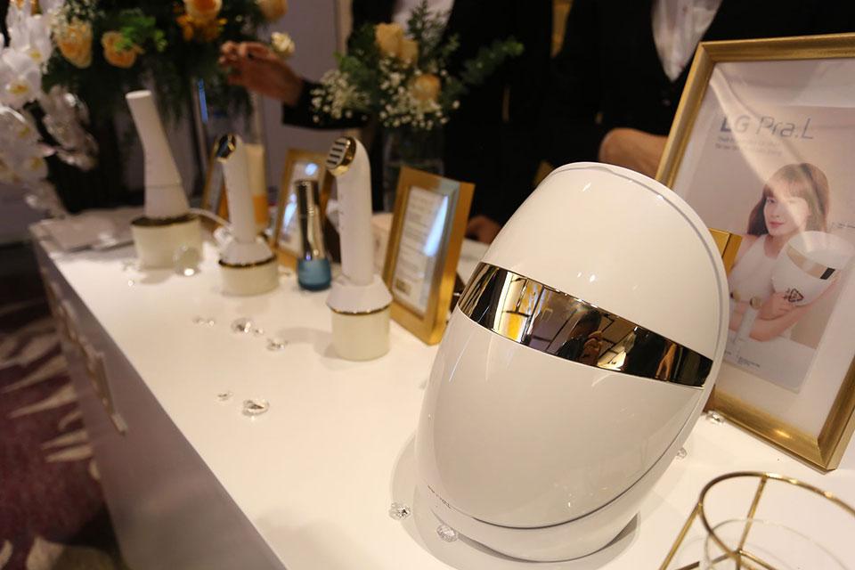 LG chính thức nhảy vào thị trường làm đẹp ở Việt Nam, ra mắt bộ sản phẩm Pra.L