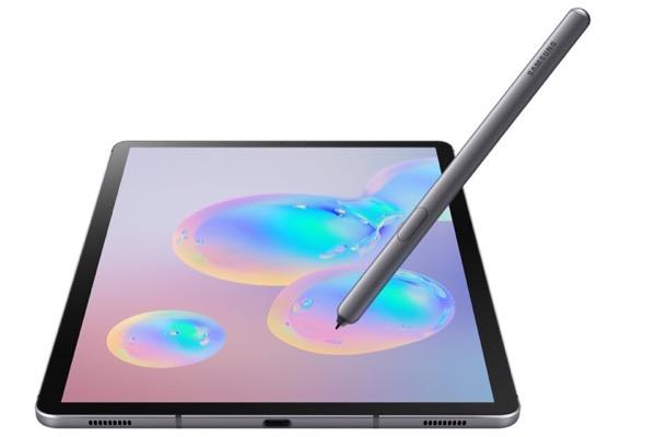Samsung ra mắt tablet cao cấp Galaxy Tab S6: mạnh ngang S10, có cả vân tay trong màn hình, bút S Pen Bluetooth, camera kép góc rộng, giá hơn 15 triệu