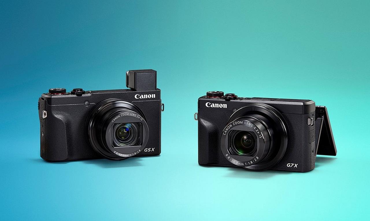 Canon mang máy ảnh live stream PowerShot G7 X Mark III và G5 X Mark II về VN, giá từ 20,9 triệu đồng