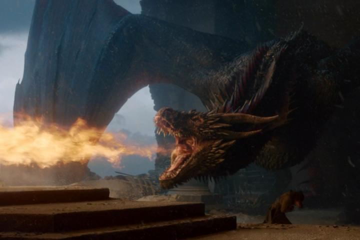 Kịch bản tập cuối Game of Thrones lộ diện trên mạng, giải thích lý do Drogon nung chảy Ngôi báu sắt