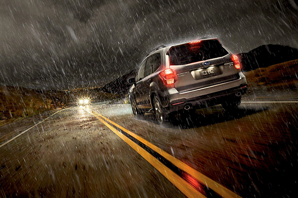 Những điều cần lưu ý khi lái xe mùa mưa bão