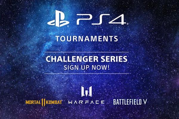 Sony tổ chức giải game online cho người dùng PS4, cơ hội thắng giải tiền mặt
