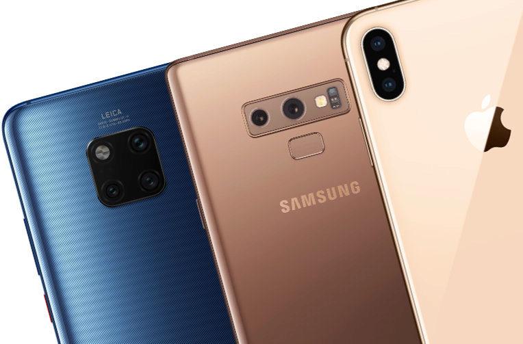 Kết nối 5G: cuộc chiến phân định ngôi vương giữa Samsung, Huawei và Apple