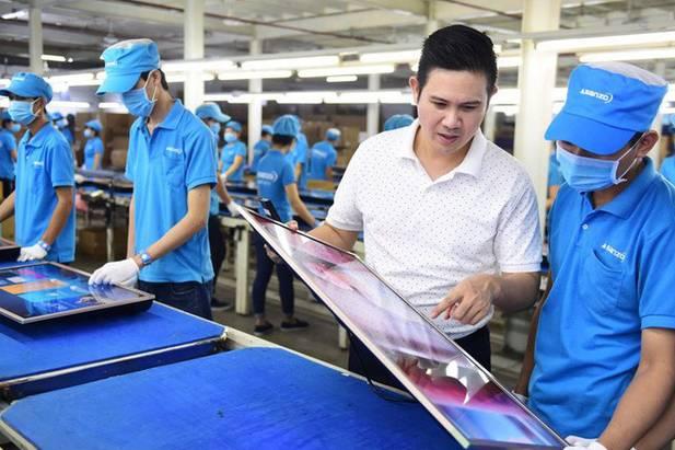Bộ Tài chính đang xác minh 28 doanh nghiệp có quan hệ xuất nhập khẩu với Asanzo