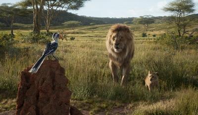'Vua sư tử' là phim hoạt họa hay live-action?