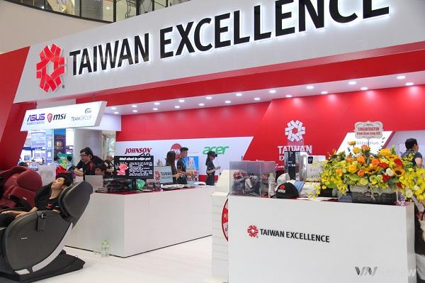 Một vòng trải nghiệm loạt sản phẩm nổi bật của Đài Loan tại Taiwan Excellence Day 2019