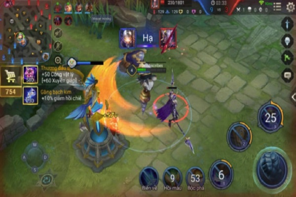 AI của Tencent đã có thể đánh bại đội Liên Quân chuyên nghiệp