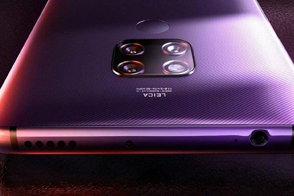 Rò rỉ camera của Huawei Mate 30 Pro với 2 cảm biến 40MP