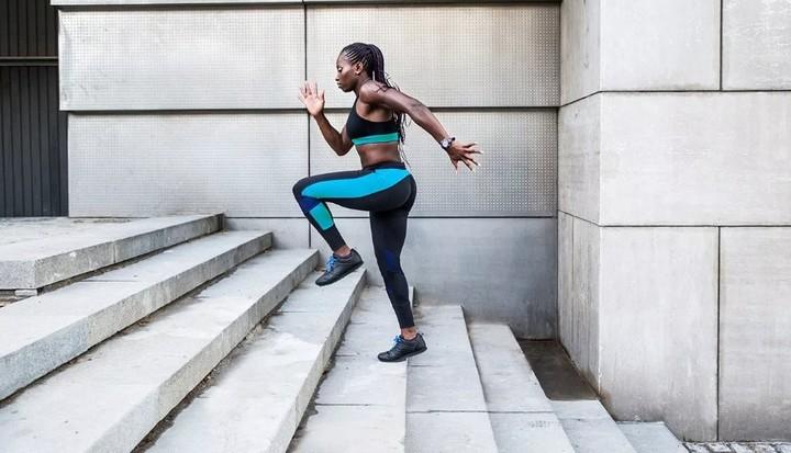 Kết quả hình ảnh cho bước chân lên bậc gỗ để tập chạy bộ