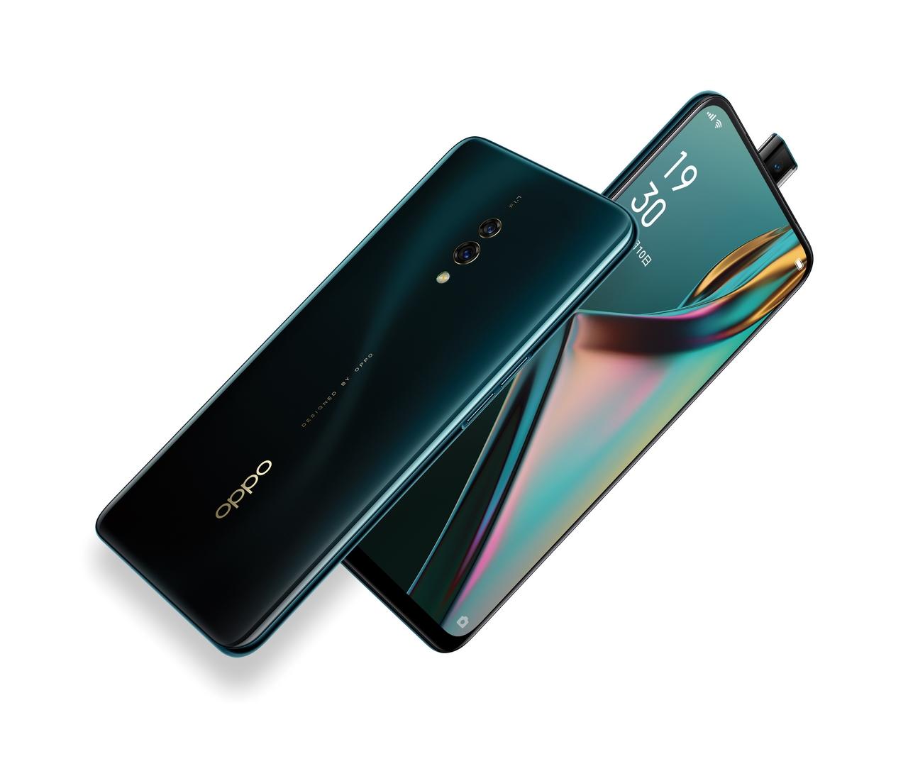 Oppo bất ngờ ra mắt smartphone K3 tại VN: bản rút gọn của Reno, giữ nguyên chip, bớt camera, bộ nhớ trong, giá bằng một nửa